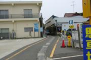 バス停からのアクセス